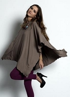 X.tended Jersey Poncho