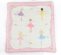 Little Ballerina blanket