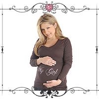 My Girl Maternity Top