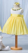 Barcarola Yellow Roses Dress