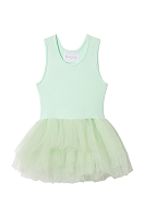 Mint tutu by Plum NYC