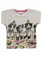 Party Puppy tee