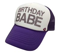 MT Birthday Babe Cap