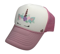 MT sugar unicorn cap