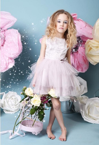 Princess Tulle Dress From Little Ward Robe London