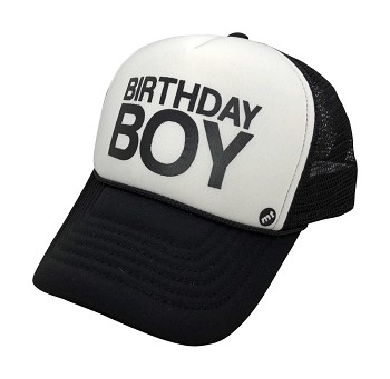 MT Birthday Boy Cap