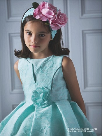 Barcarola Rose Princess Headband